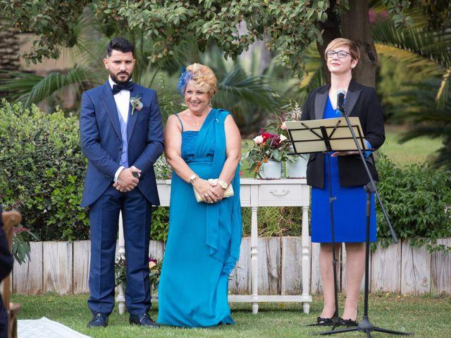 La boda de Vicente y Laura en Elx/elche, Alicante 22