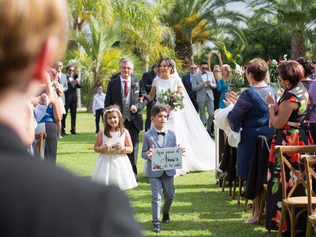 La boda de Vicente y Laura en Elx/elche, Alicante 23