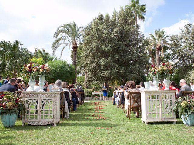 La boda de Vicente y Laura en Elx/elche, Alicante 24