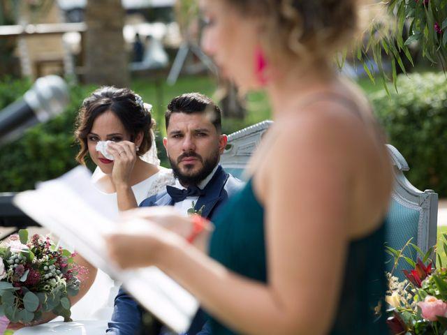 La boda de Vicente y Laura en Elx/elche, Alicante 25