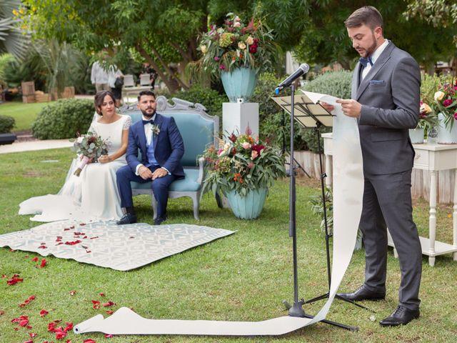La boda de Vicente y Laura en Elx/elche, Alicante 26