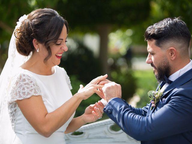 La boda de Vicente y Laura en Elx/elche, Alicante 27