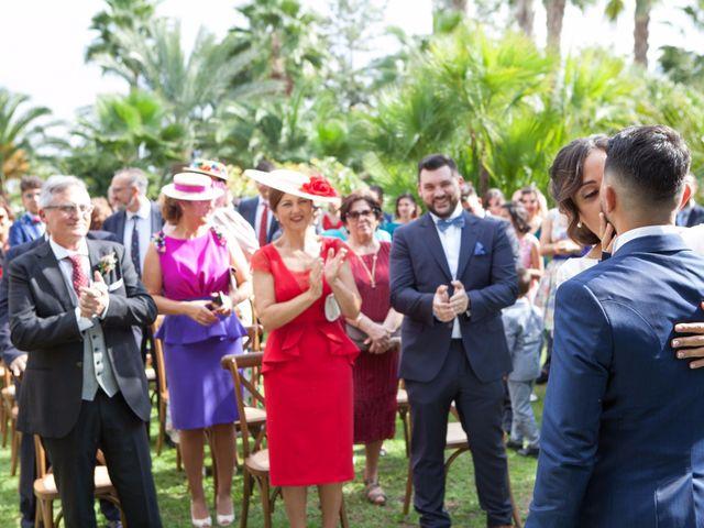 La boda de Vicente y Laura en Elx/elche, Alicante 28