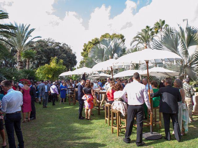 La boda de Vicente y Laura en Elx/elche, Alicante 29
