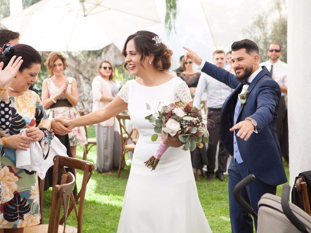 La boda de Vicente y Laura en Elx/elche, Alicante 31