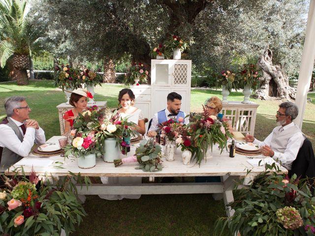 La boda de Vicente y Laura en Elx/elche, Alicante 33
