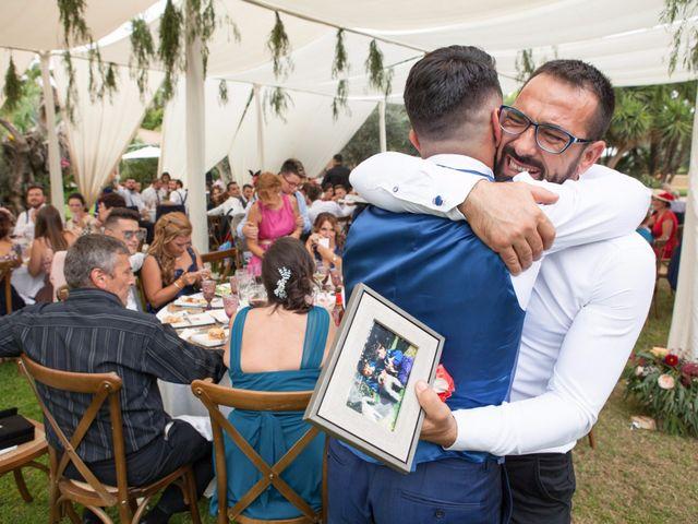 La boda de Vicente y Laura en Elx/elche, Alicante 34