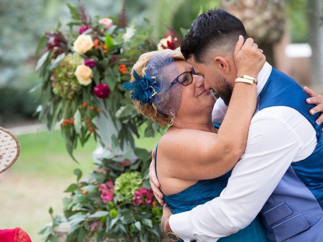 La boda de Vicente y Laura en Elx/elche, Alicante 36