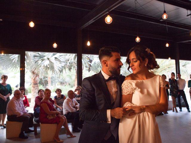 La boda de Vicente y Laura en Elx/elche, Alicante 38