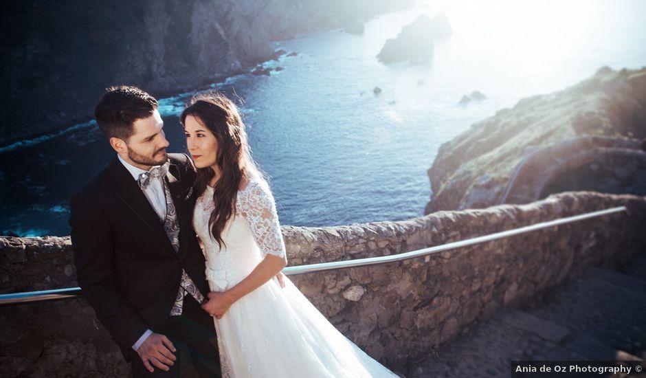 La boda de Xabi y Pati en Vitoria-gasteiz, Álava