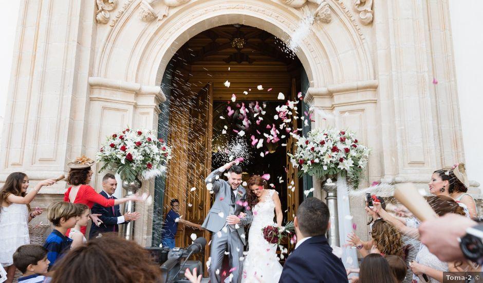 La boda de Pablo y Ester en Los Ramos, Murcia