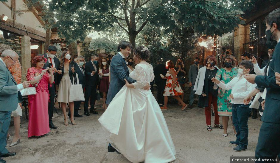 La boda de Julio y Sara en Villanubla, Valladolid