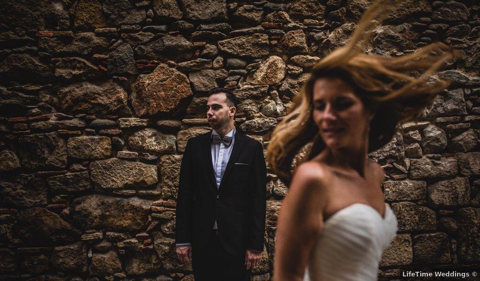 La boda de David y Anna en Montroig-mar, Tarragona