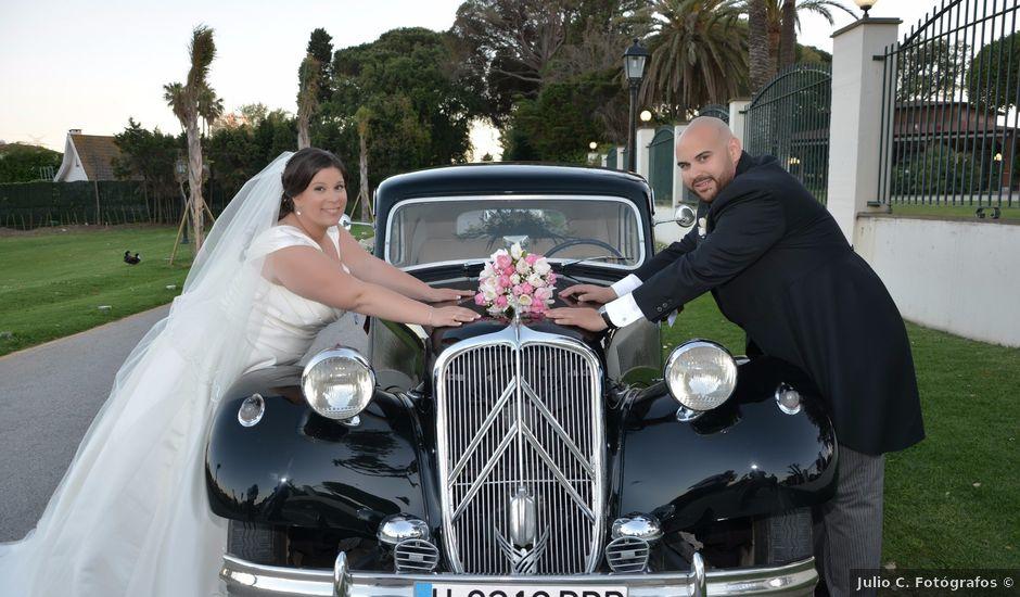 La boda de Raul y Maria en Algeciras, Cádiz