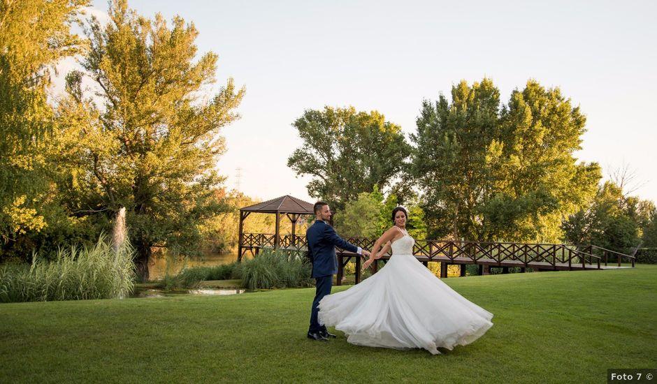 La boda de Julian y Inma en Valladolid, Valladolid