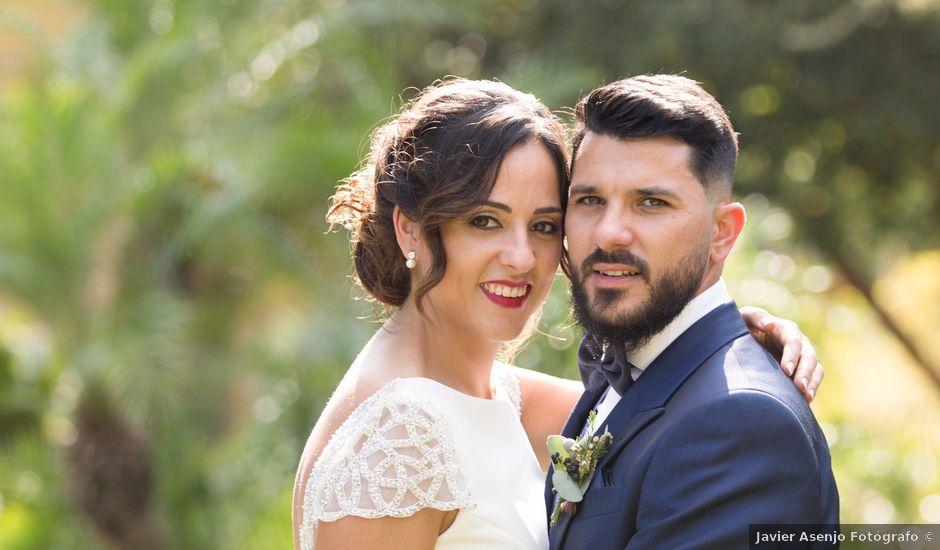 La boda de Vicente y Laura en Elx/elche, Alicante