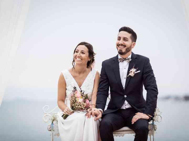 La boda de Desirée y Rubén