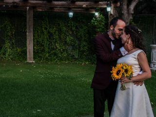 La boda de Sara  y Elis 1