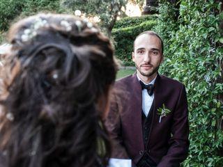La boda de Sara  y Elis 3