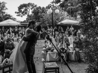 La boda de Sara  y Elis