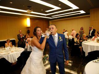 La boda de Chema y Andrea