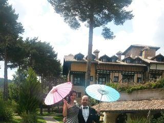 La boda de Sandra y Luis