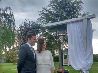 La boda de EDURNE y BARTOLOME 1