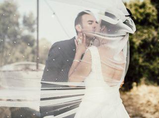 La boda de Ariadna y Alberto