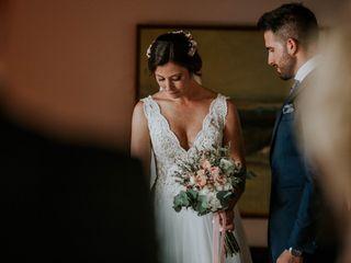 La boda de Raquel y Juan Miguel