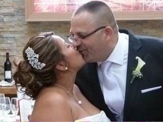 La boda de Diana y Esteban