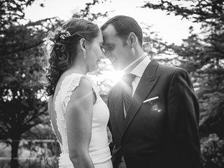 La boda de Mari Paz y Javier