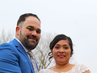 La boda de Marcela y Juanjo 1