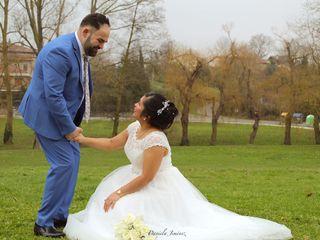 La boda de Marcela y Juanjo