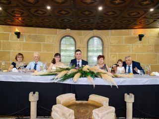 La boda de Raquel y Roberto 1
