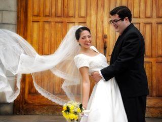 La boda de Nestor y María 1