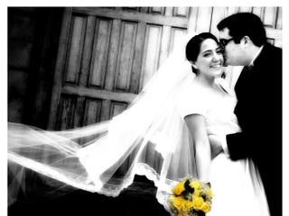 La boda de Nestor y María
