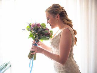 La boda de Vicky y David 1