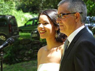 La boda de Gabriela  y Ramon