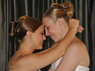 La boda de Rocio  y Jèssica  3