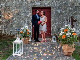 La boda de Angela y Pedro