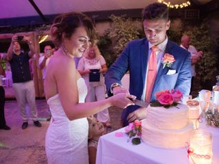 La boda de Joanne y Liam