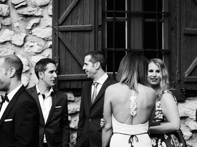 La boda de Sergio y Zully en Ventas De Armentia, Burgos 12