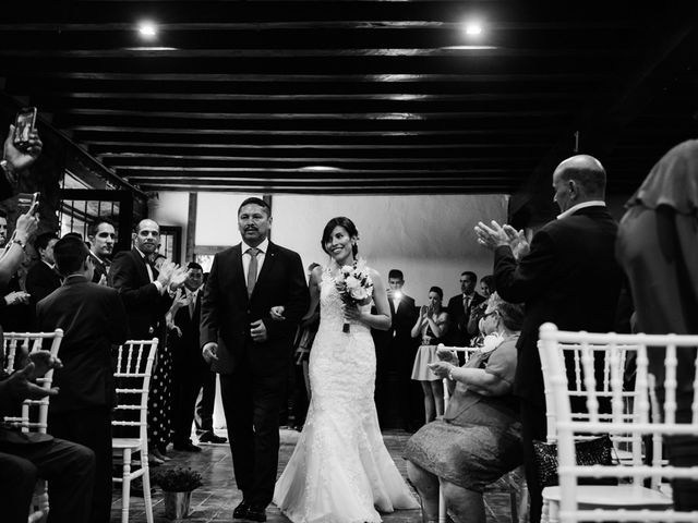 La boda de Sergio y Zully en Ventas De Armentia, Burgos 16