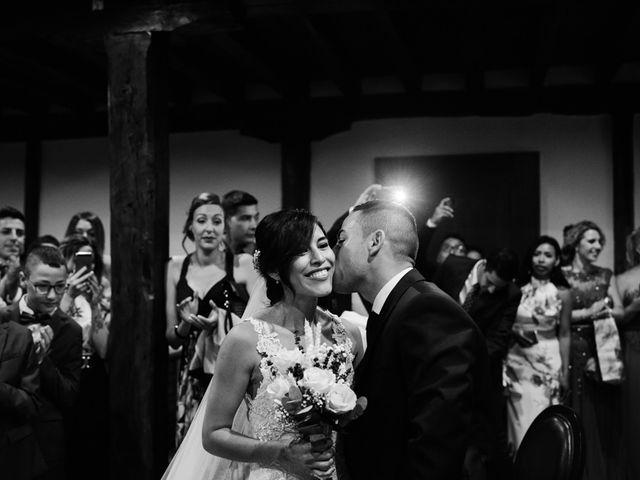 La boda de Sergio y Zully en Ventas De Armentia, Burgos 19