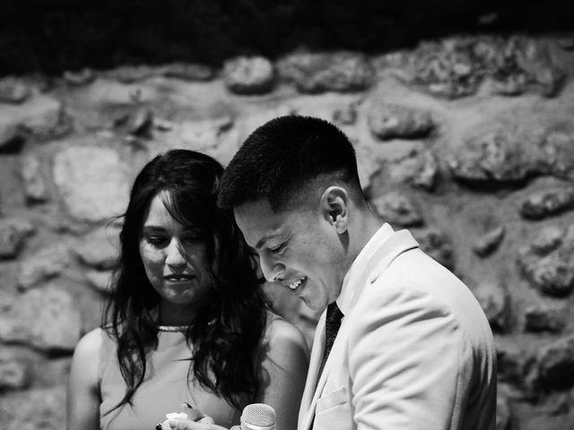 La boda de Sergio y Zully en Ventas De Armentia, Burgos 20