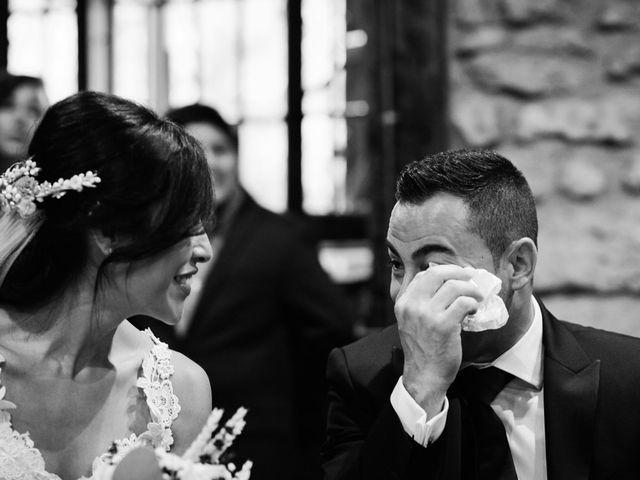 La boda de Sergio y Zully en Ventas De Armentia, Burgos 23