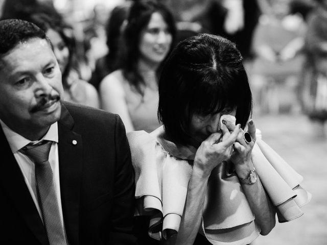 La boda de Sergio y Zully en Ventas De Armentia, Burgos 25