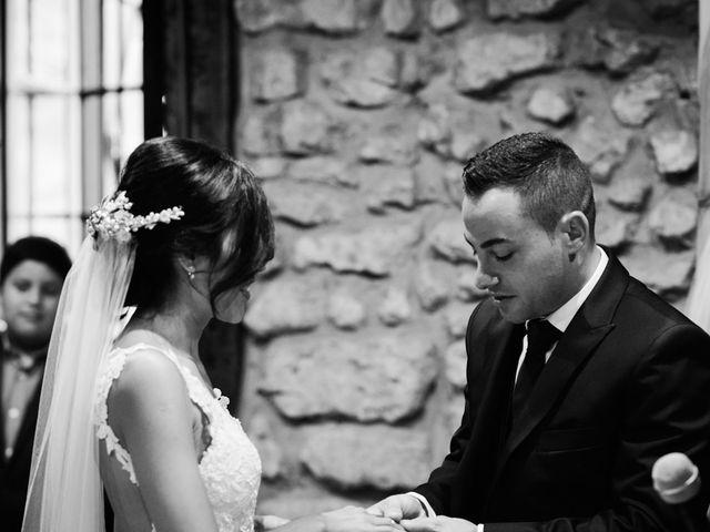 La boda de Sergio y Zully en Ventas De Armentia, Burgos 26