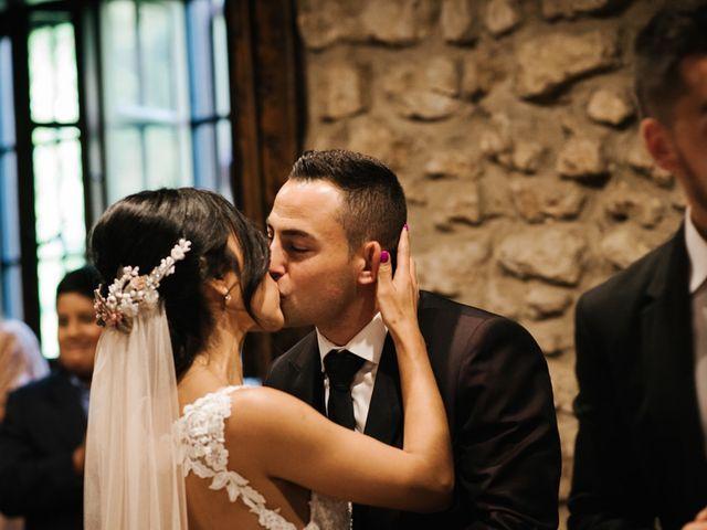La boda de Sergio y Zully en Ventas De Armentia, Burgos 27