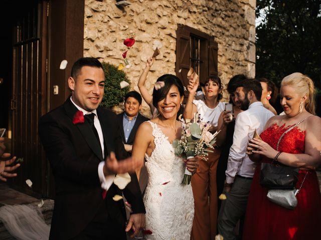 La boda de Sergio y Zully en Ventas De Armentia, Burgos 30
